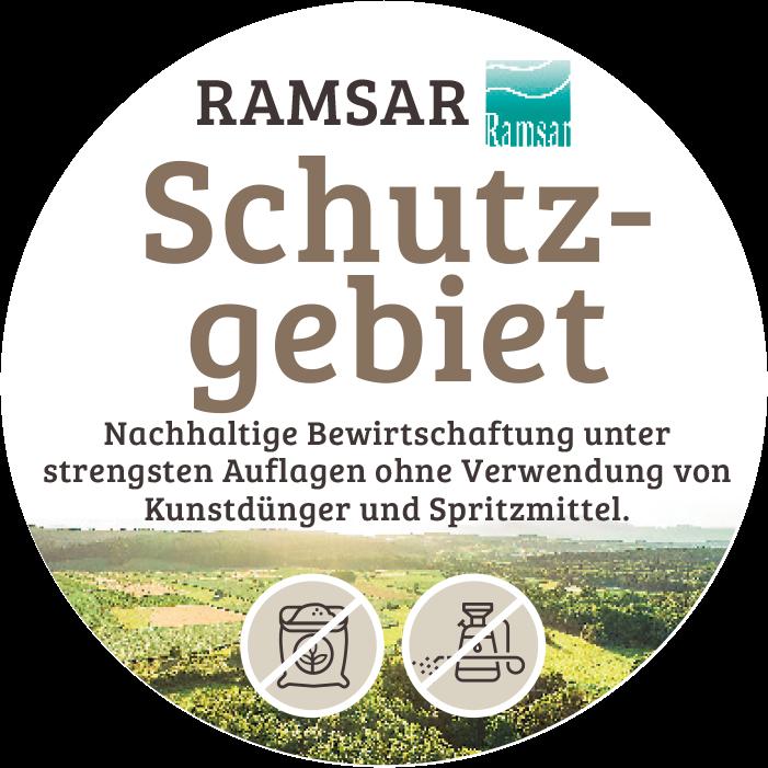 RAMSAR Schutzgebiet